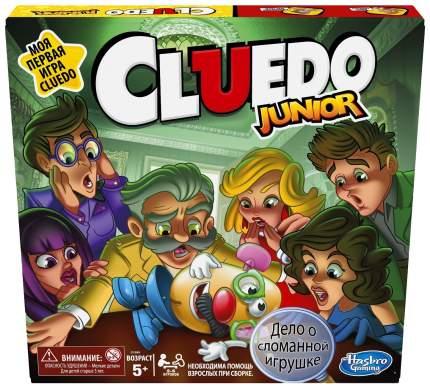 Игра настольная Hasbro Клуэдо джуниор C1293E76
