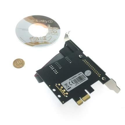 Контроллер PCI-E Espada FG-EMT03C-1-BU01