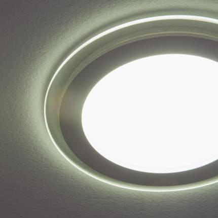 Встраиваемый потолочный светильник Elektrostandard DLKR160 12W 4200K
