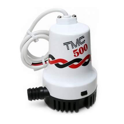 Помпа трюмная TMC 500GPH 32л/мин 12В (03303_12)