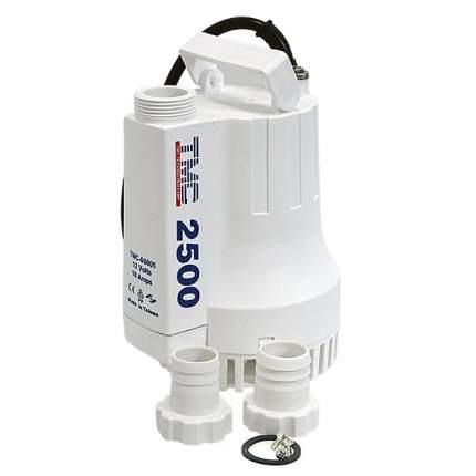 Помпа трюмная автоматическая TMC 2500GPH 158л/мин 12В (06605)