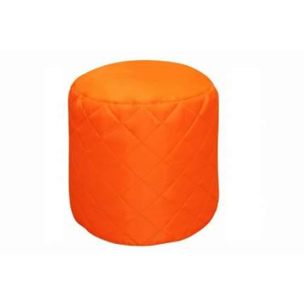Бескаркасный пуф-цилиндр Pazitif БМО11 one size, оксфорд, Оранжевый