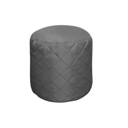 Бескаркасный пуф-цилиндр Pazitif БМО11 one size, оксфорд, Серый