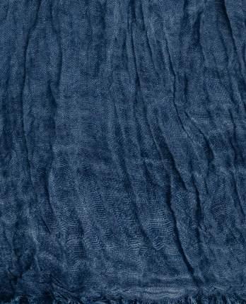 Шарф детский Gulliver, цв. синий р-р onesize