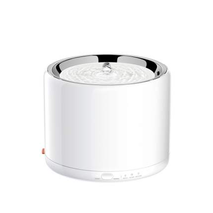 Питьевой фонтан для животных Petkit Eversweet 3 с системой фильтрации, белый, 1,35 л