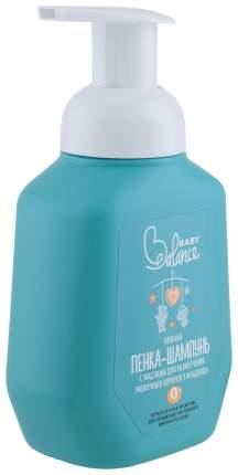 Нежная пенка-шампунь с маслами для размягчения Baby Balance 02071405 250 мл