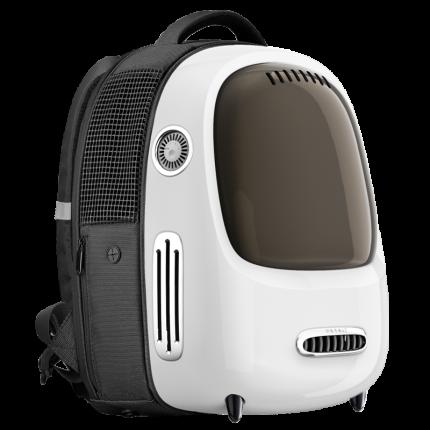 Рюкзак-переноска для животных Petkit Evertravel Backpack Carrier, белый, 33х30х45 см