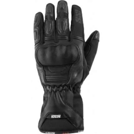 Кожаные мотоперчатки женские IXS Glasgow X42038 003 Black L