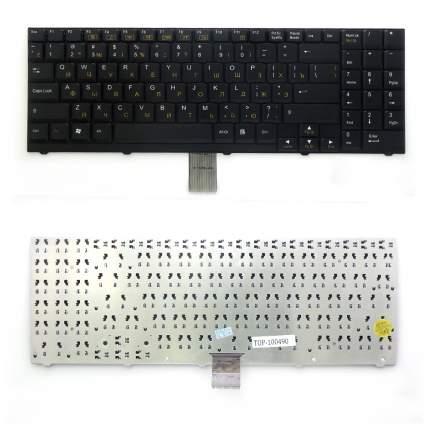 Клавиатура TopON для ноутбука DNS 0116103, 0116104, 0116105, 0116106 Series