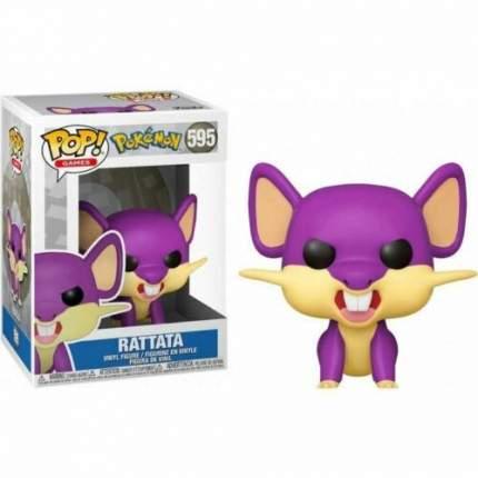 Фигурка Funko POP! Games Pokemon: Rattata
