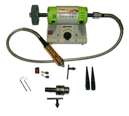 Точило электрическое мини с гравером 220В/480Вт Skrab 58001