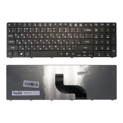 Клавиатура TopON для ноутбука Acer Aspire 5810T, 5410T, 5820TG, 5738, 5739, 5542 Series