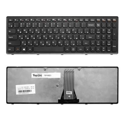 Клавиатура TopON для ноутбука Lenovo IdeaPad Flex 15, G500S, G505, S500, S510, Z510 Series