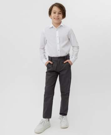 Серые брюки-слим BUTTON BLUE 220BBBS63010100, размер 164
