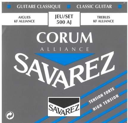 Струны для классической гитары Savarez 500AJ 25-44