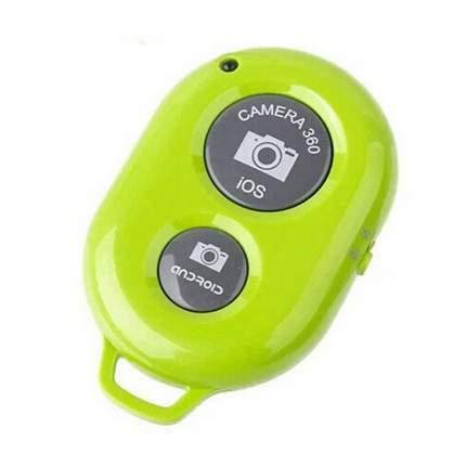 Пульт кнопка Bluetooth Connect для селфи Green