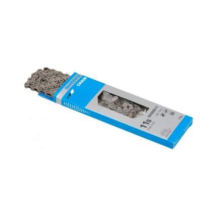 Цепь Shimano E8000 11ск 116 звеньев с ампульн. пином ICNE800011116