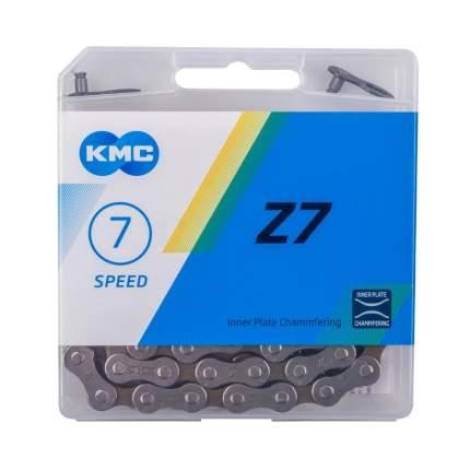 Цепь вело Z7 КМС 116 звеньев 7 ск