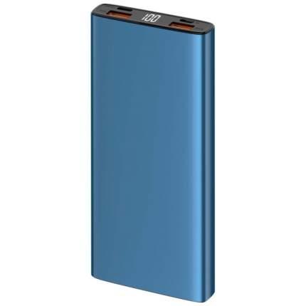 Внешний аккумулятор TFN Steel LCD PD 10000 мАч Blue (PB-228-BL)