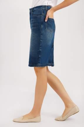 Юбка женская Finn-Flare B20-15018 синяя L