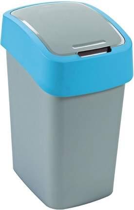 Контейнер для мусора FLIP BIN 10л голубой