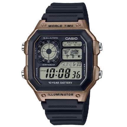 Спортивные наручные часы Casio AE-1200WH-5AVEF