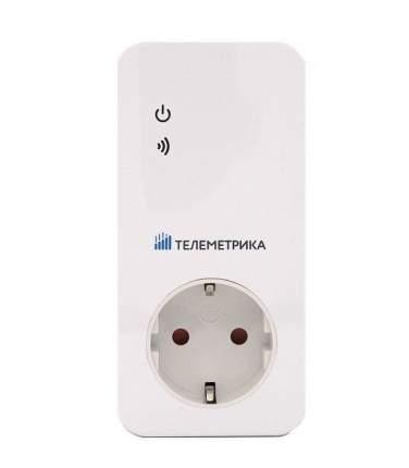 Умная розетка Телеметрика GSM Т4