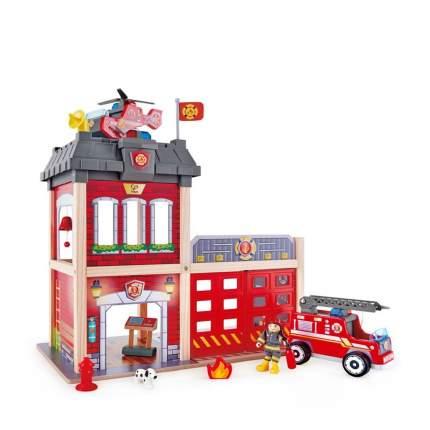 Игровой набор Hape E3023_HP Пожарная станция