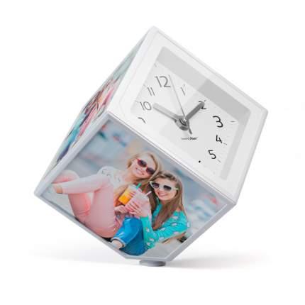 Держатель-часы для фотографий вращающийся Photo-Clock 10x10