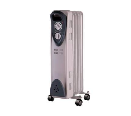 Масляный радиатор Oasis UT-10 серый