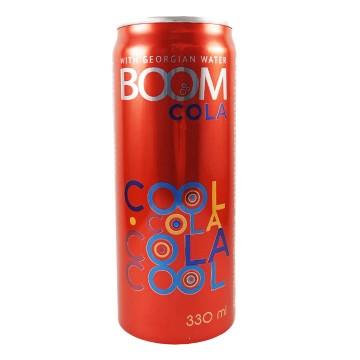 Boom Cola 0.33 l
