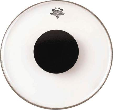 Пластик для малого барабана Remo CONTROLLED SOUND CS-0314-10