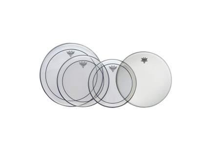 Набор пластиков для барабана Remo Pinstripe Pro Pack PP-0270-PS 5 штук, Remo (Ремо)