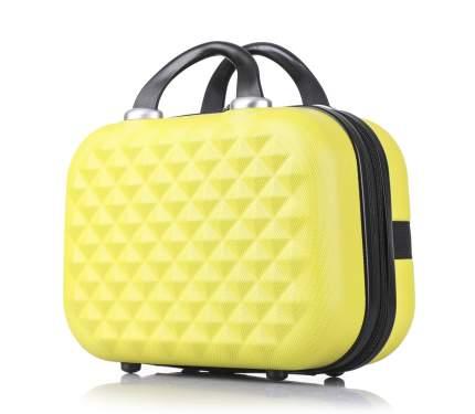 Чемодан L'Case Phatthaya желтый XS