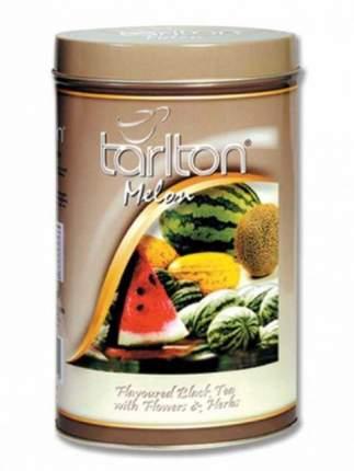 Черный чай Тарлтон арбуз 100 г