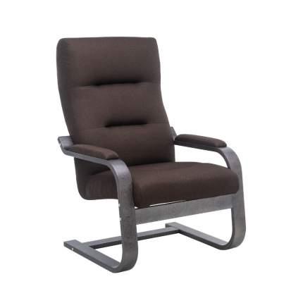 Кресло Leset Оскар, Венге текстура, ткань Малмо 28