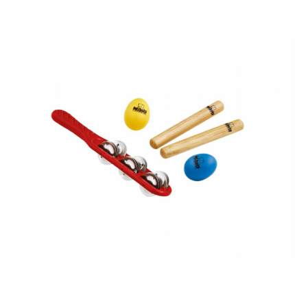 Перкуссионный набор Nino Percussion NINOSET3, MEINL (Мейнл)