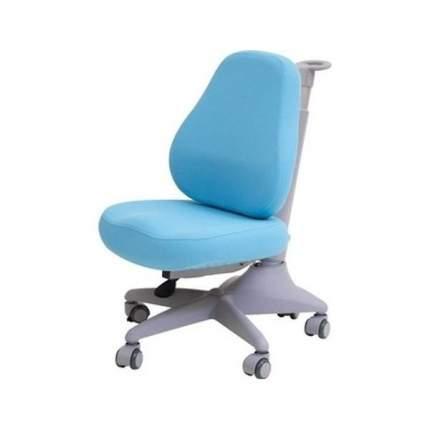 Кресло Rifforma Comfort-23 с чехлом цвет обивки: голубой, цвет каркаса: серый