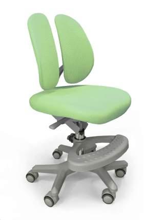 Детское кресло Mealux EVO Mio-2 Y-408 цвет обивки: зеленый, цвет каркаса: серый