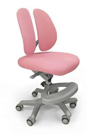 Детское кресло Mealux EVO Mio-2 Y-408 цвет обивки: розовый, цвет каркаса: серый