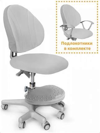 Детское кресло Mealux EVO Mio Y-407 цвет обивки: серый, цвет каркаса: серый
