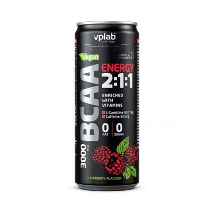 VPLab Bcaa Energy 2:1:1 330 мл (вкус: малина)