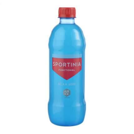 Sportinia Bcaa 6000 500 мл (вкус: ежевика)