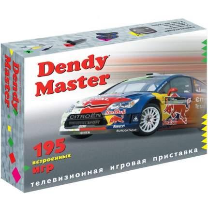 Игровая приставка Dendy Master 195 игр
