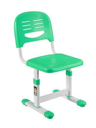 Детский стул FunDesk SST3 цвет каркаса: белый, цвет зеленый