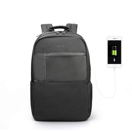 Рюкзак Tigernu T-B3502 темно-серый