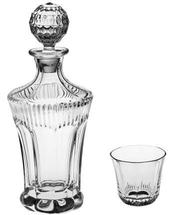 "Набор для виски ""OLD FASHION"", 1 штоф 850 мл + 6 стаканов (300 мл)"