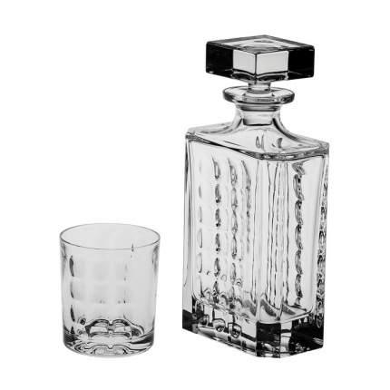 "Набор для виски ""Scale"": штоф 700 мл+6 стаканов 320 мл"