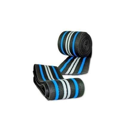 Спортивный бинт Titan Titanium синий/черный 250 см