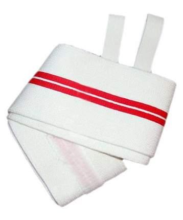 Спортивный бинт Titan Red Devil 12 белый/красный 30 см